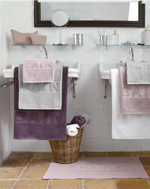 serviettes 'eponge' de cyrillus
