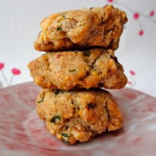 cookies aux harengs fumés
