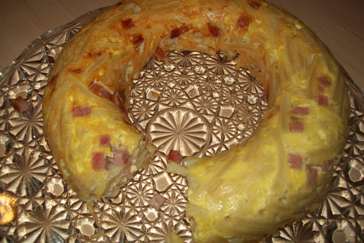 Pain de macaroni