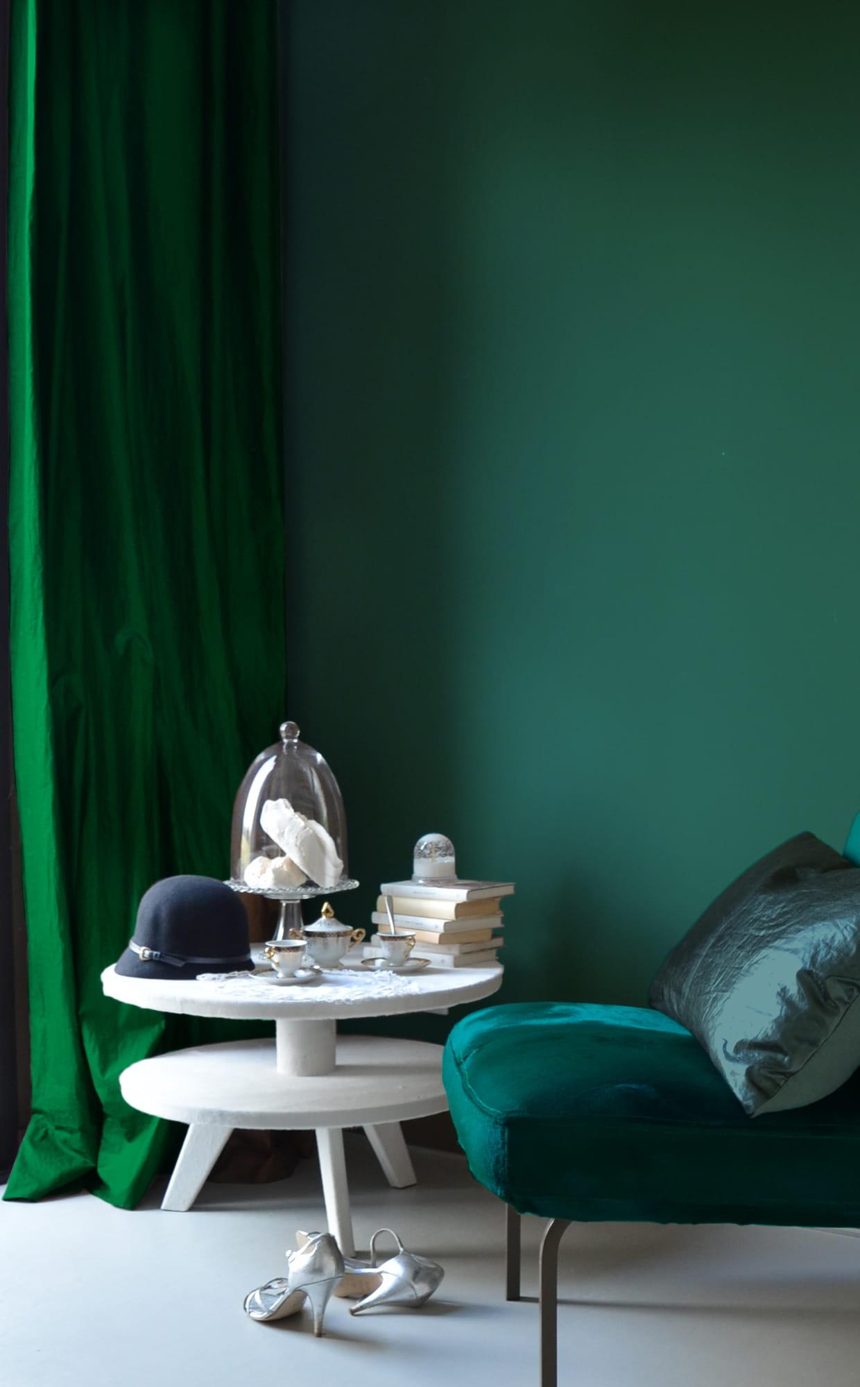 peinture yucatan de pure paint. Black Bedroom Furniture Sets. Home Design Ideas