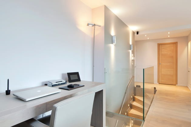 Un espace bureau bien optimisé