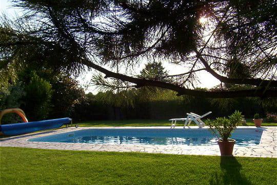 Une piscine pour rêver