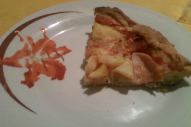 Pizza de dernière minute
