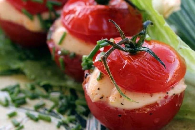 Recettes à la tomate