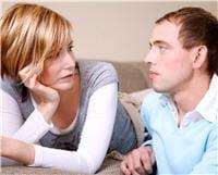 la conversation peut vite tourner en rond, pensez à consulter en couple pour