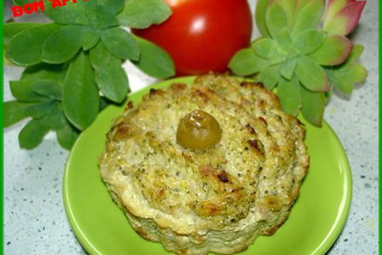 Flan thon-brocoli