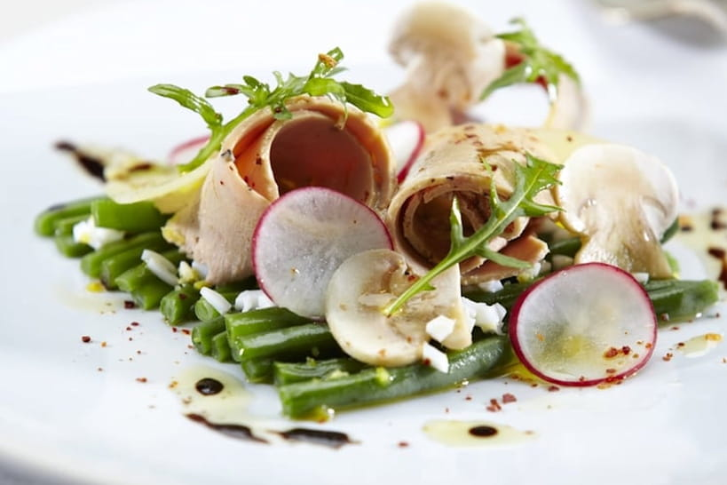 55 recettes de salades d 39 hiver - Variete de salade d hiver ...