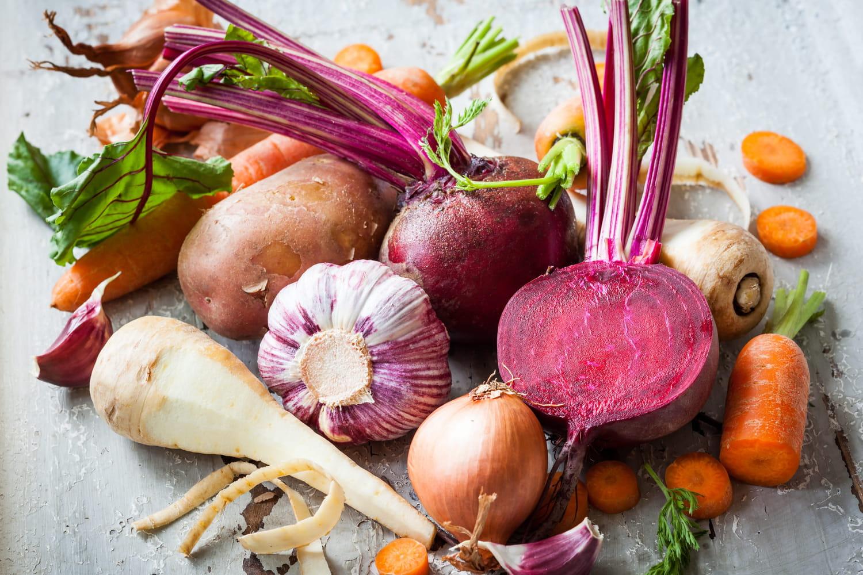 Ces fruits et légumes anti-gaspi qui se mangent entièrement
