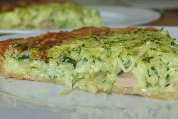 Tarte verdoyante