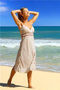 le soleil et la chaleur favorisent les infections urinaires. ces gestes sont