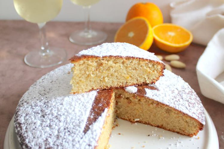 Tarta de Santiago : gâteau espagnol aux amandes et agrumes