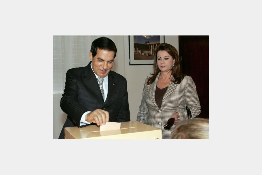 Leïla Ben Ali