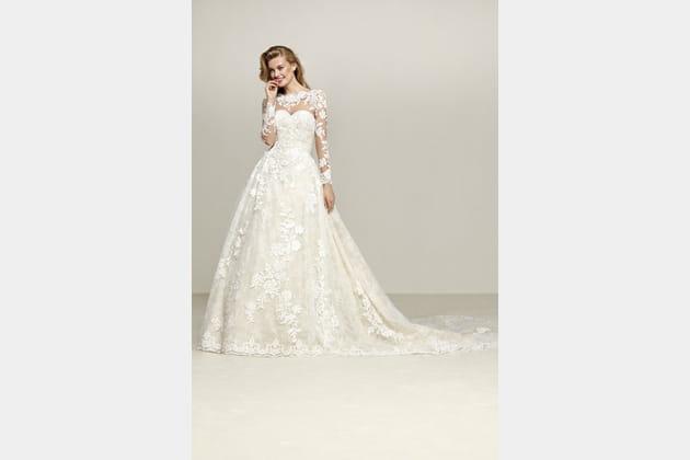 Robe de mariée Drumsa de Pronovias