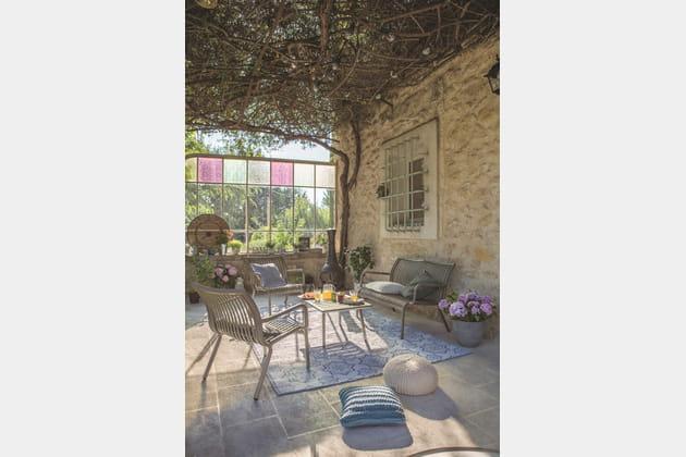 Salon de jardin Ben Jardiland