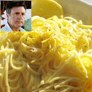 daniel auteuil : spaghetti
