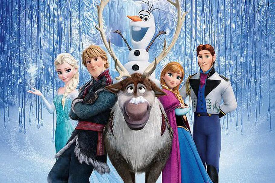 la reine des neiges en comdie musicale - Reine Ds Neiges
