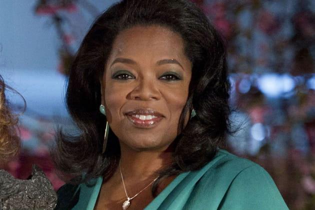 Oprah Winfrey, la diva du showbiz