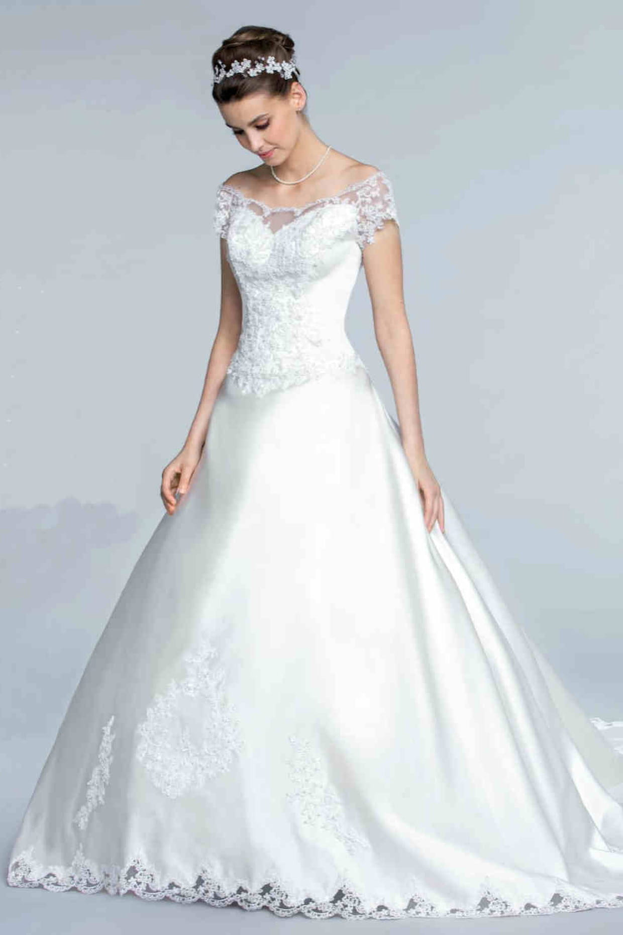 Robe de mariée Barceleine