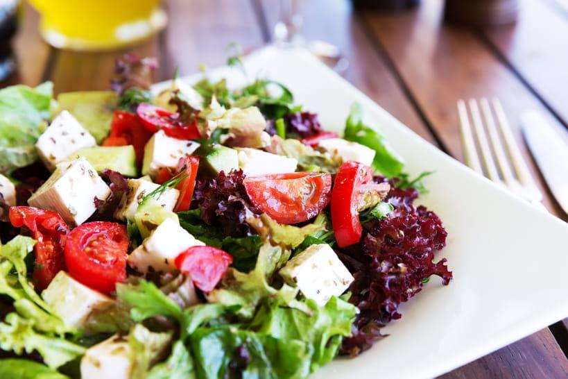 80recettes de salades
