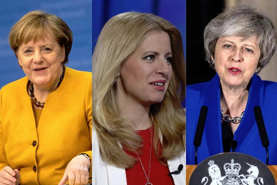 Femmes de pouvoir: qui sont celles qui gouvernent en Europe?