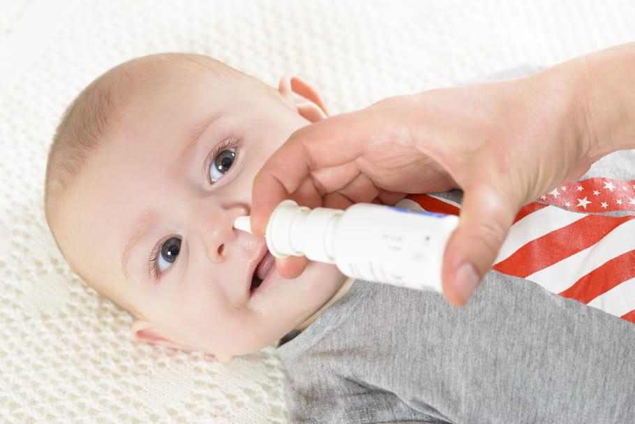 Quand et comment moucher bébé?