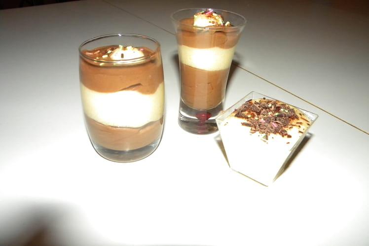 Mousse chocolat-citron