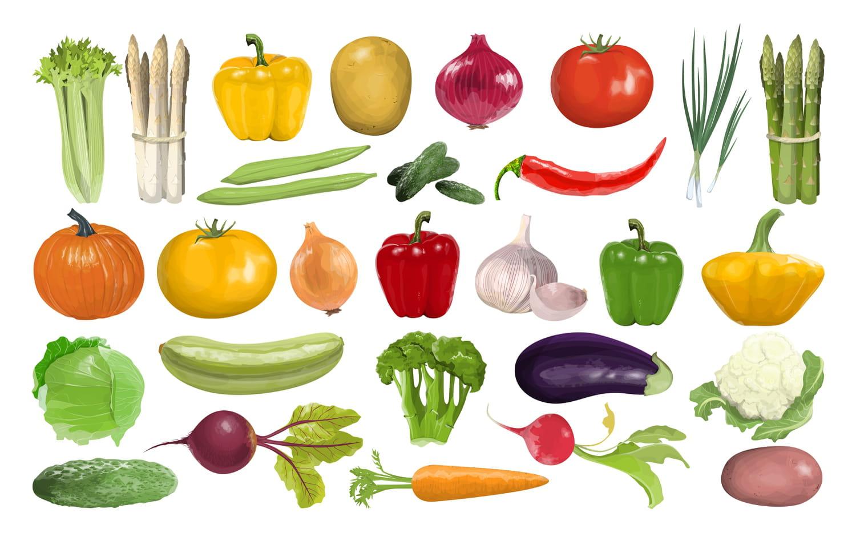 Légumes de saison: lesquels manger mois par mois?