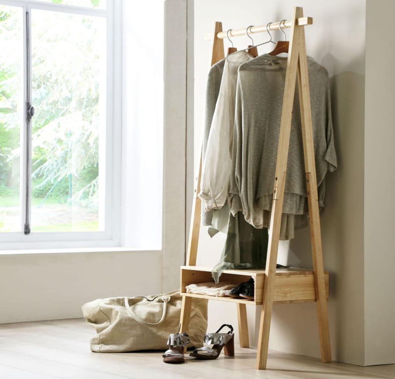 portant en bois de becquet. Black Bedroom Furniture Sets. Home Design Ideas