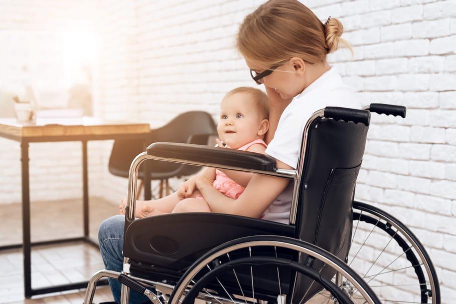 Parents handicapés: quelles sont les aides?