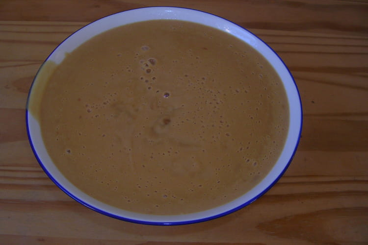 Crème caramel maison