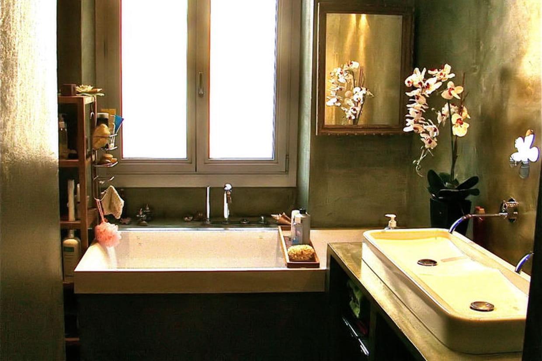 B ton cir dans la salle de bain - Beton cire dans une salle de bain ...