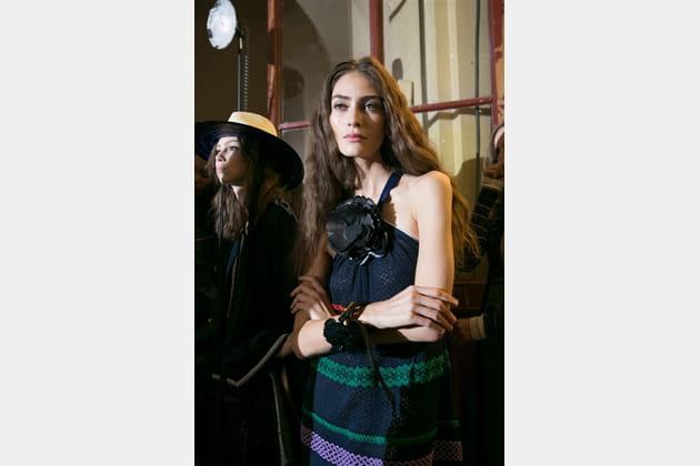 Sonia Rykiel (Backstage) - photo 23