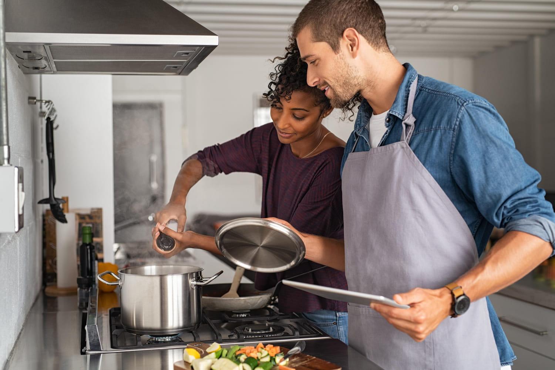 Les indispensables pour cuisiner