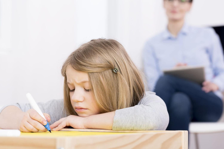 Les yeux en causedans la dyslexie?
