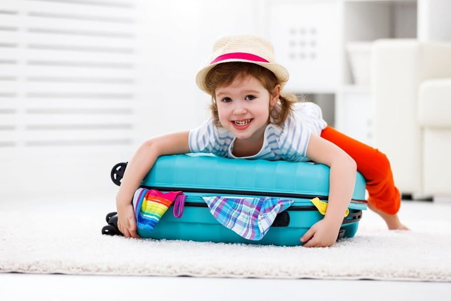 Nos bons plans pour partir en vacances avec les enfants