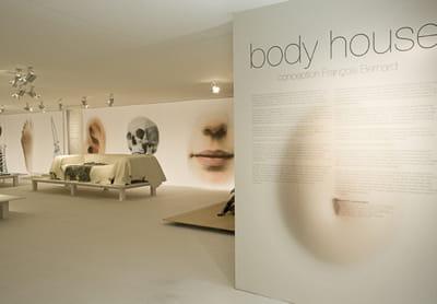 exposition 'body house', maison et objet, septembre 2009