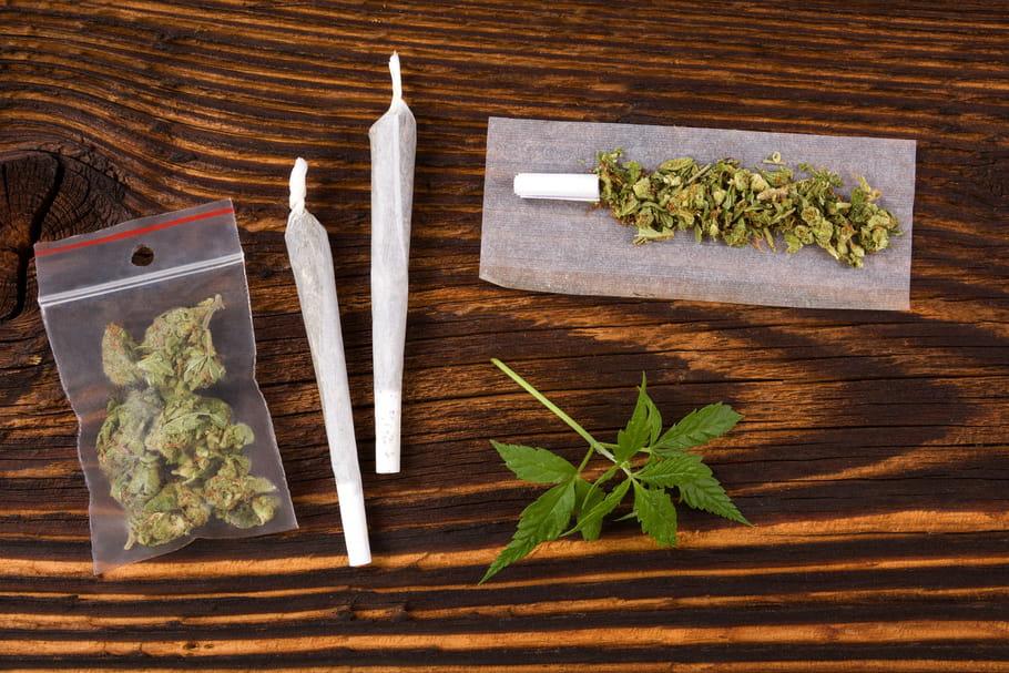 Cannabis: de plus en plus de jeunes enfants intoxiqués