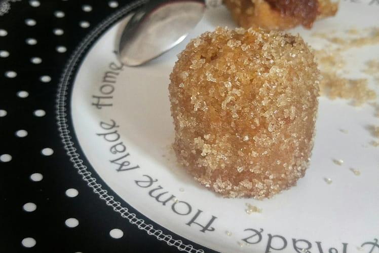 Muffins en donuts surprise à l'Orange