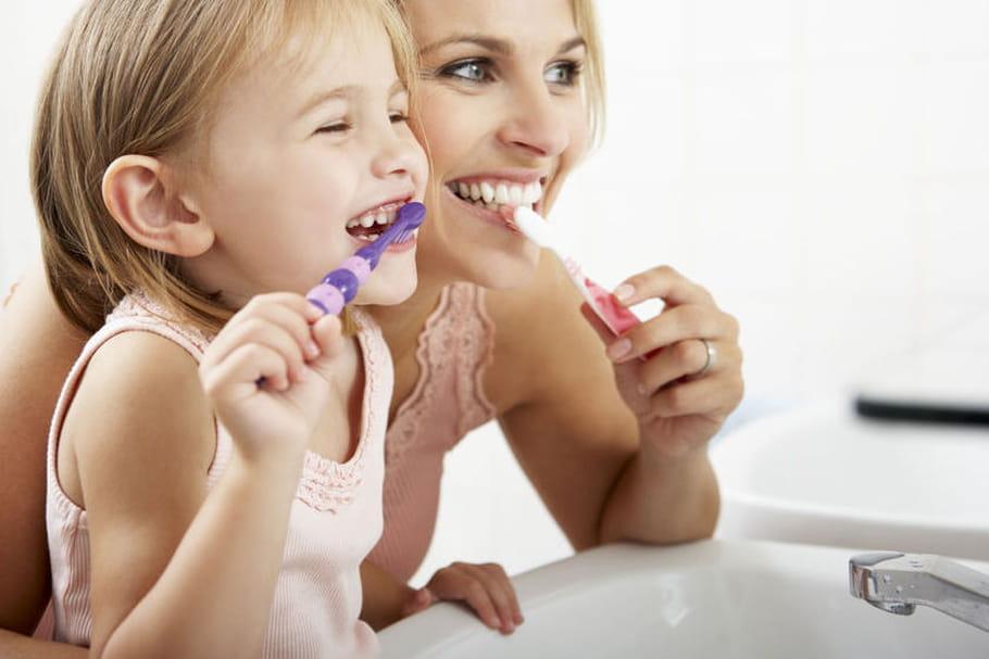 6astuces pour l'inciter à se brosser les dents