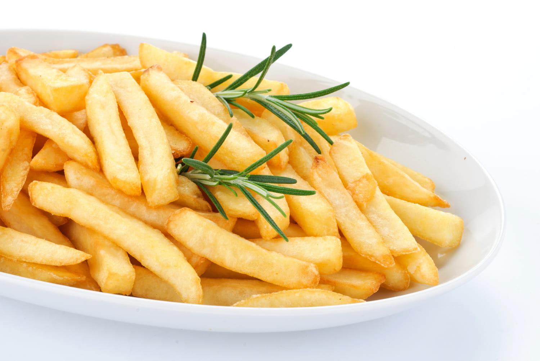 Comment faire des frites croustillantes et pas grasses ?
