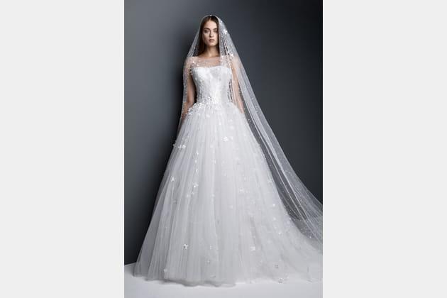 Robes de mariée féérique de Georges Hobeika