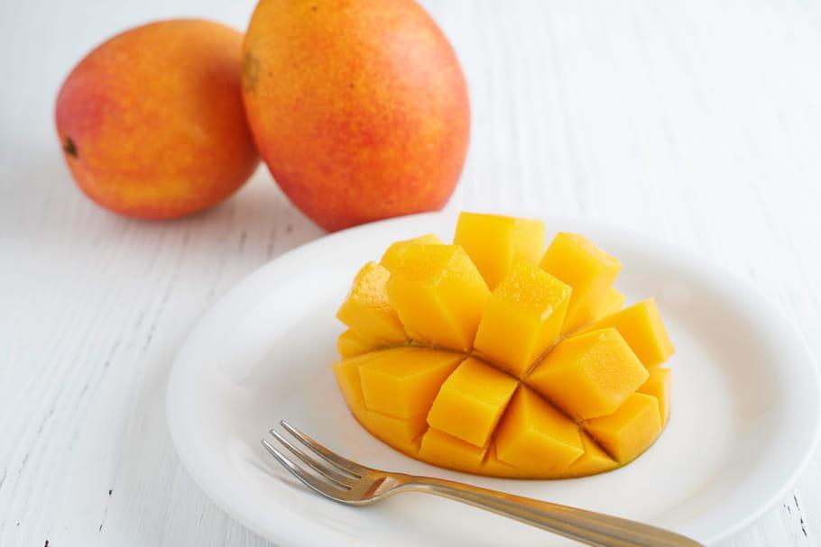 Comment couper une mangue facilement?