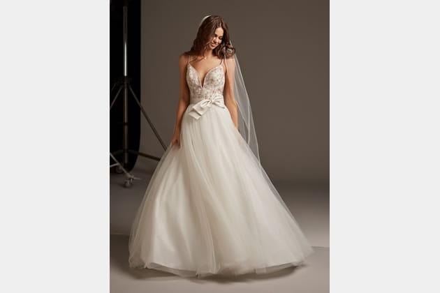 Robe de mariée Nashira, Pronovias 2020