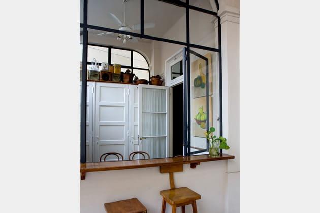 Une fenêtre transformable