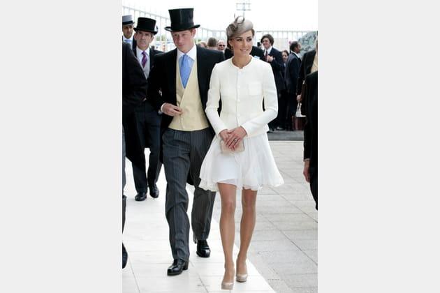 Kate Middleton le 4juin 2011