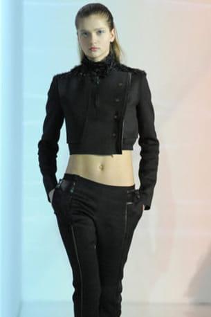 anthony vaccarello, prêt-à-porter automne-hiver 2011-2012