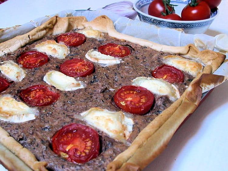 Recette de tarte au thon et aux haricots rouges la - Cuisiner haricot rouge ...