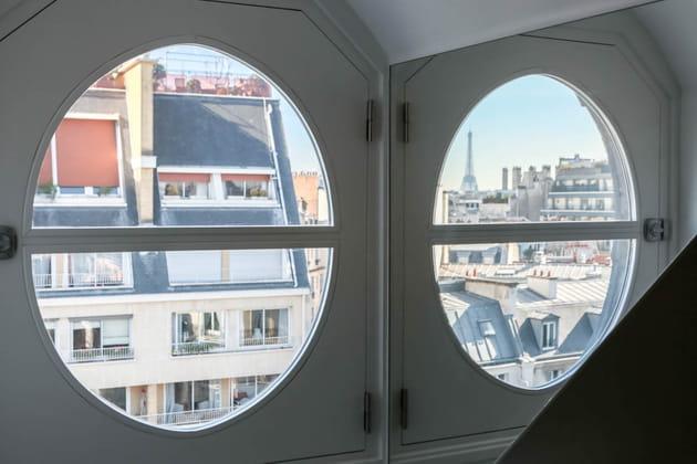 Des miroirs pour augmenter la luminosité