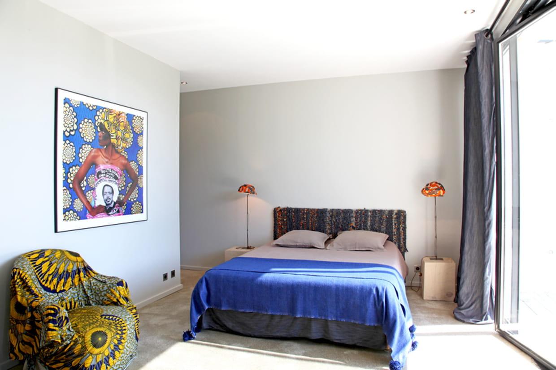 inspiration africaine. Black Bedroom Furniture Sets. Home Design Ideas