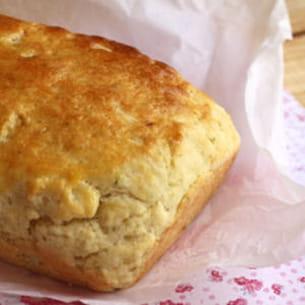 pain de mie aux herbes